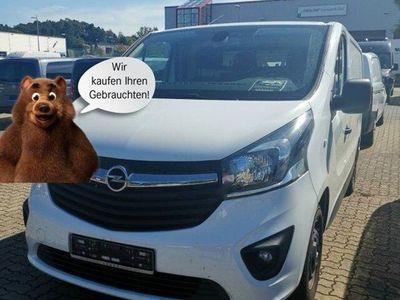 gebraucht Opel Vivaro Klima/Tempomat/L-R Sensor/NSW