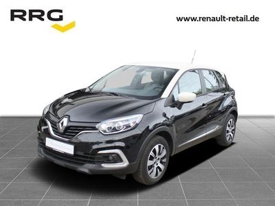 used Renault Captur EXPERIENCE ENERGY TCe 90 Sitzheizung; Eas