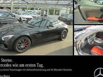 gebraucht Mercedes AMG GT S Comand/Night/Leder/Kamera/Memory