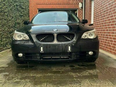 gebraucht BMW 525 I E61 LPG