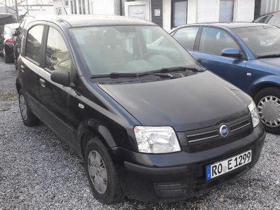 gebraucht Fiat Panda 1.2 Automatik/klima/euro4
