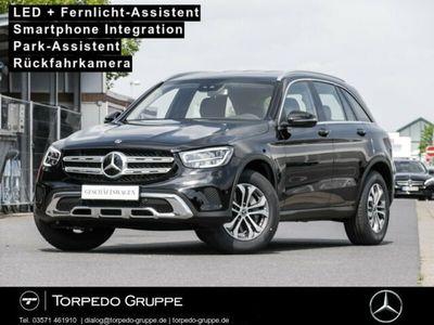 gebraucht Mercedes 200 GLC4M RÜCK-KAMERA+FERNLICHT-ASSISTENT+NAVI