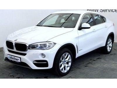 gebraucht BMW X6 xDr. 30d Navi Prof,Head-Up,Leder,19 Zoll