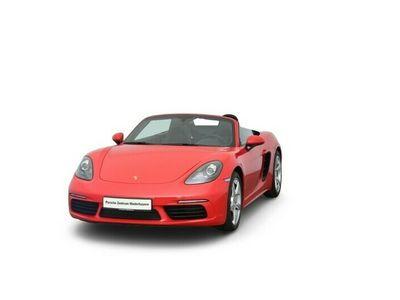 gebraucht Porsche Boxster (718) | 1. Hand |