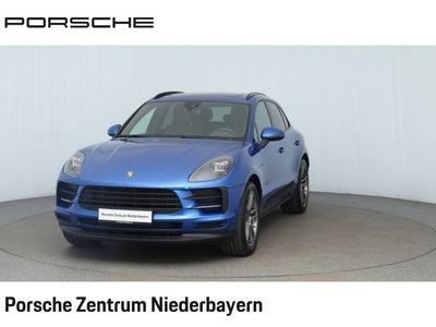 gebraucht Porsche Macan Turbo Macan | 20-Zoll Räder in Platinum |