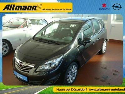 gebraucht Opel Meriva B Innovation Lenk-/Sitzh. Fahrr. FlexFix