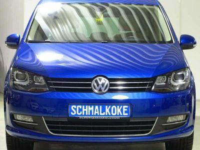 gebraucht VW Sharan 2.0TDI SCR DSG6 HIGHLINE Stdhz eSAD AHK