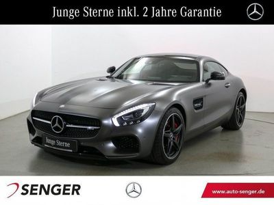 gebraucht Mercedes AMG GT S Panorama Comand LED Burmester Kamera