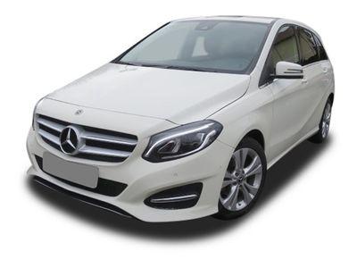 gebraucht Mercedes B200 1.6 Benzin