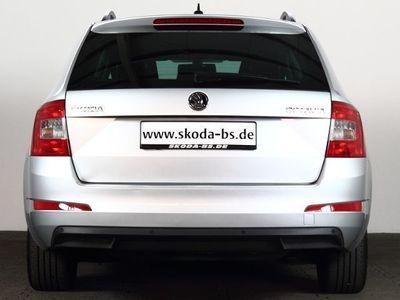 gebraucht Skoda Octavia G-TEC III Combi 1.4 TGI Ambition ERDGAS