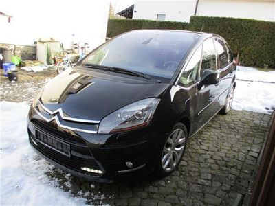 gebraucht Citroën C4 Picasso 2.0 HDi FAP Exclusive 1.Hand/39TKM
