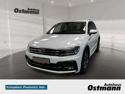 gebraucht VW Tiguan Highline 4Motion 2.0 TDI R line LED