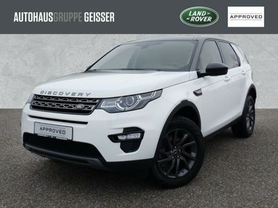 gebraucht Land Rover Discovery Sport TD4 SE Automatik