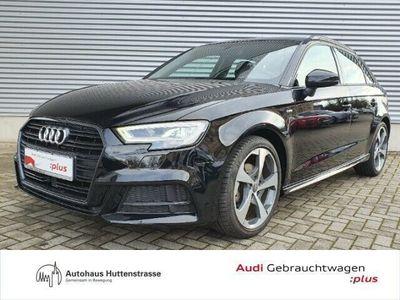 gebraucht Audi A3 Sportback sport 1.0 TFSI S line LED Navi LED-hinte