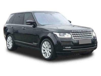 gebraucht Land Rover Range Rover Range Rover44l SDV8 Autobiography