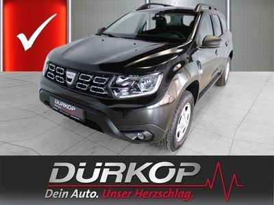 gebraucht Dacia Duster SCe 115 Comfort Klima Tempomat Parkpilot ZV