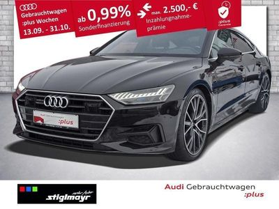 gebraucht Audi A7 50 TDI quattro tiptronic ACC+AHK+HD-Matrix-LED+Pan