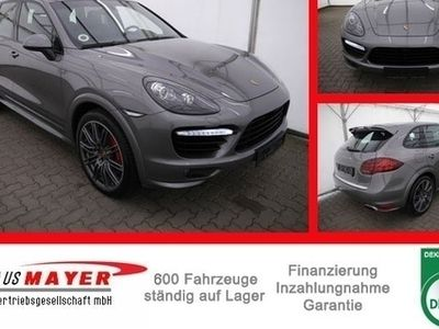 gebraucht Porsche 911 Turbo S Cayenne4.8 Voll, eAC, 4WD, Leder, Navi