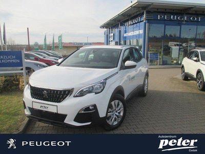 gebraucht Peugeot 3008 Active HDi 130 Navi+Citypaket+SH+Dachreling
