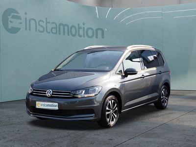 gebraucht VW Touran Touran2.0TDI IQ.Drive 7-SITZER+NAVI+ACC Klima