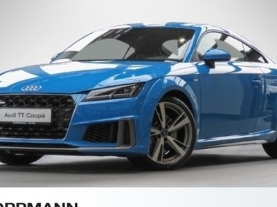 gebraucht Audi TT Coupe 45 TFSI quattro 180(245) kW(PS) S-Line LED