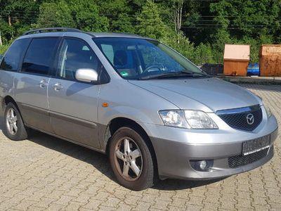 gebraucht Mazda MPV 2.0 TD * 7- Sitze * Tüv bis 08.2019 *