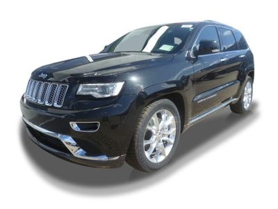 gebraucht Jeep Grand Cherokee Summit 3.0l V6 MJ