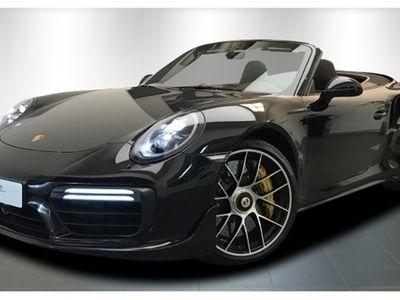 gebraucht Porsche 911 Turbo S Cabriolet 991 Burmester ACC LED Kessy