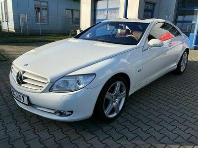 gebraucht Mercedes CL600 Coupe als Sportwagen/Coupé in Rheine