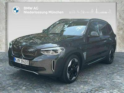 gebraucht BMW iX3 Gestiksteuerung Head-Up HK HiFi DAB LED Shz
