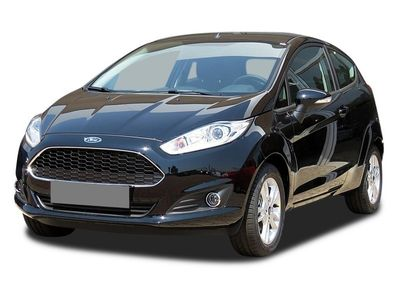 gebraucht Ford Fiesta