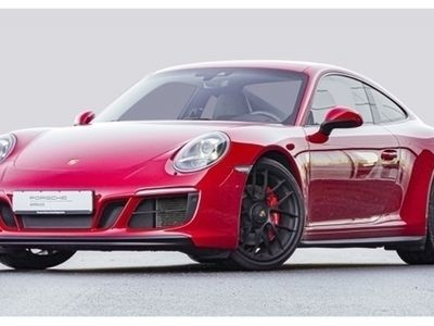 gebraucht Porsche 911 Carrera 4 GTS 991 Navi e-Sitze Rückfahrkam.