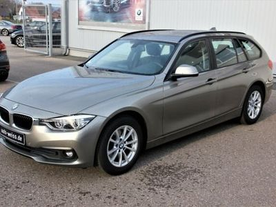 gebraucht BMW 320 d Touring SHZ, Navi, Mfl, PDC, LED