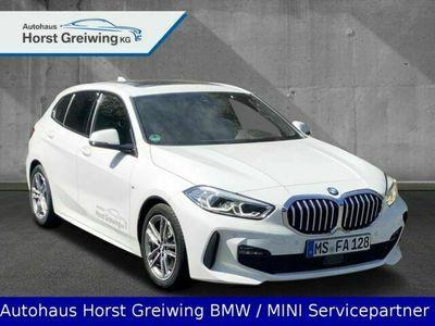 gebraucht BMW 1M Sport Autom NAVI Leder Panorama Glasdach