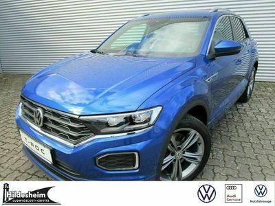 gebraucht VW T-Roc Sport 2,0l TDI 6d-TEMP, DSG, LED, App-Connect, ACC, Lane Assist, Bluetooth