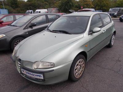 gebraucht Alfa Romeo 147 Alfa 5 TUEREN 1.6 16V TS ECO DISTINCTIVE kein TüV