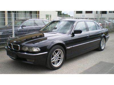 gebraucht BMW 750L i Werkspanzer B4 Panzer *Vollausstattung*