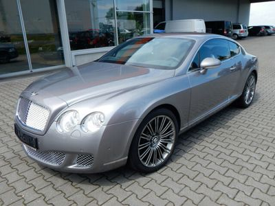 gebraucht Bentley Continental GT Speed Keramicbremsanlage