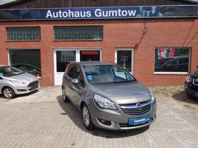 gebraucht Opel Meriva B Drive, Klimatronic,SHZ,