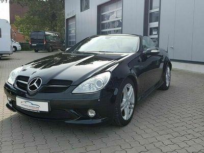 gebraucht Mercedes 280 SLK RoadsterNAVI KLIMA //AMG