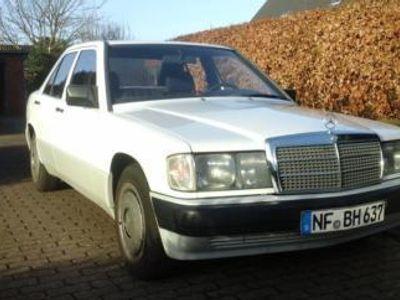gebraucht Mercedes 190 D W201