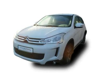 gebraucht Citroën C4 Aircross Selection e-HDi 115 S&S 2WD ~Navi, PDC~