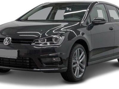 gebraucht VW Golf VII 1.2 TSI R-Line Sportpaket Allstar LM 18