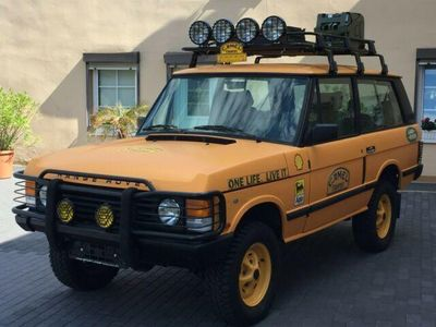 gebraucht Land Rover Range Rover Classic 3,9 EFI V8 Camel Trophy/Klima