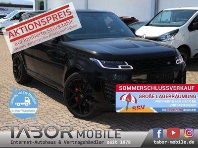 gebraucht Land Rover Range Rover Sport 5.0 P575 SVR 22Z SchiebeD