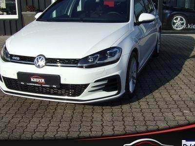 gebraucht VW Golf VII 2.0 TDI DPF DSG GTD * BMT * FACELIFT * NAVI *