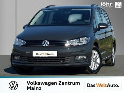 gebraucht VW Touran 1.6 TDI SCR BMT DSG Comfortline/Navi/ACC