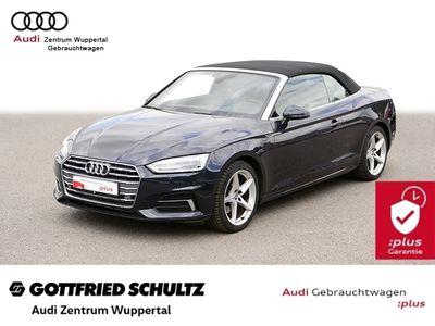 gebraucht Audi A5 Cabriolet 2.0TFSI AHK VIRTUAL LEDER CONNECT XEN NA S line