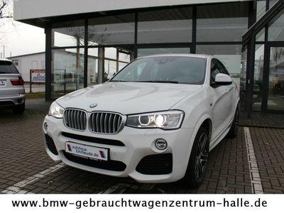 gebraucht BMW X4 xDrive30d*M-Paket*NaviProf*RFK*SHZ*PDC*HiFi