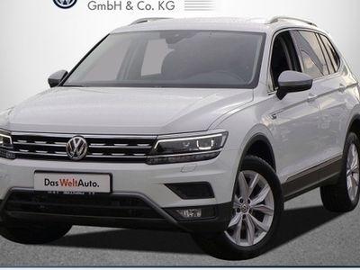 gebraucht VW Tiguan Allspace Highline 2.0 TDI DSG 4M AHK LED ACC PDC EL-KLAPPE